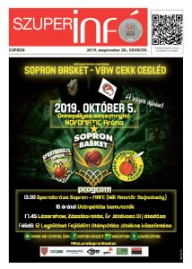 Soproni Szuperinfó - 2019.09.28.